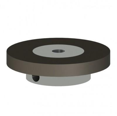 2 Inch Rotor - Aluminum Hub