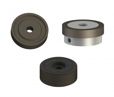 1 Inch Rotor Options