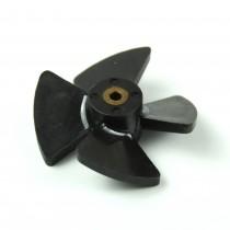 D4 Molded Magnet - Flow Propellor