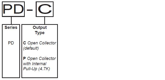 PD Solid State Proximity Sensor