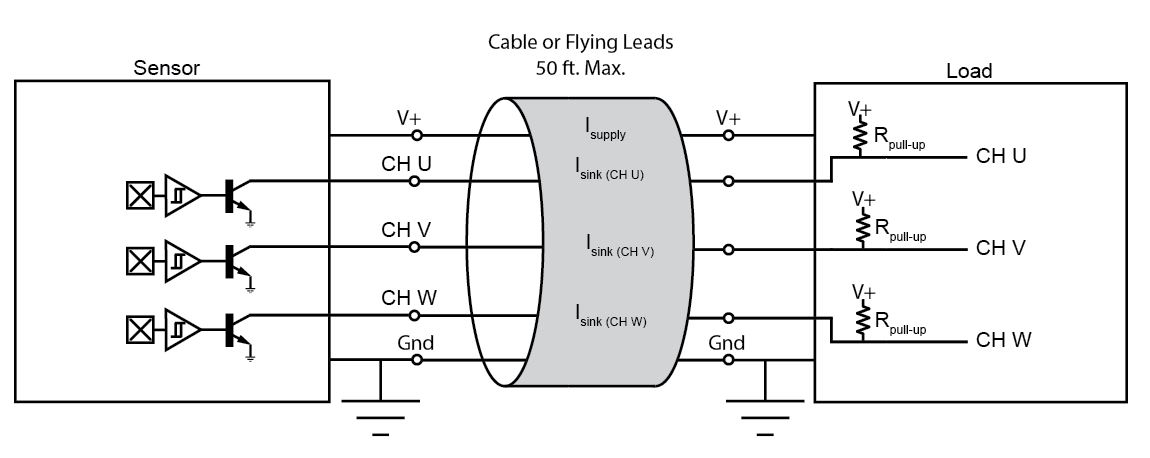 T8 Electrical Circuit