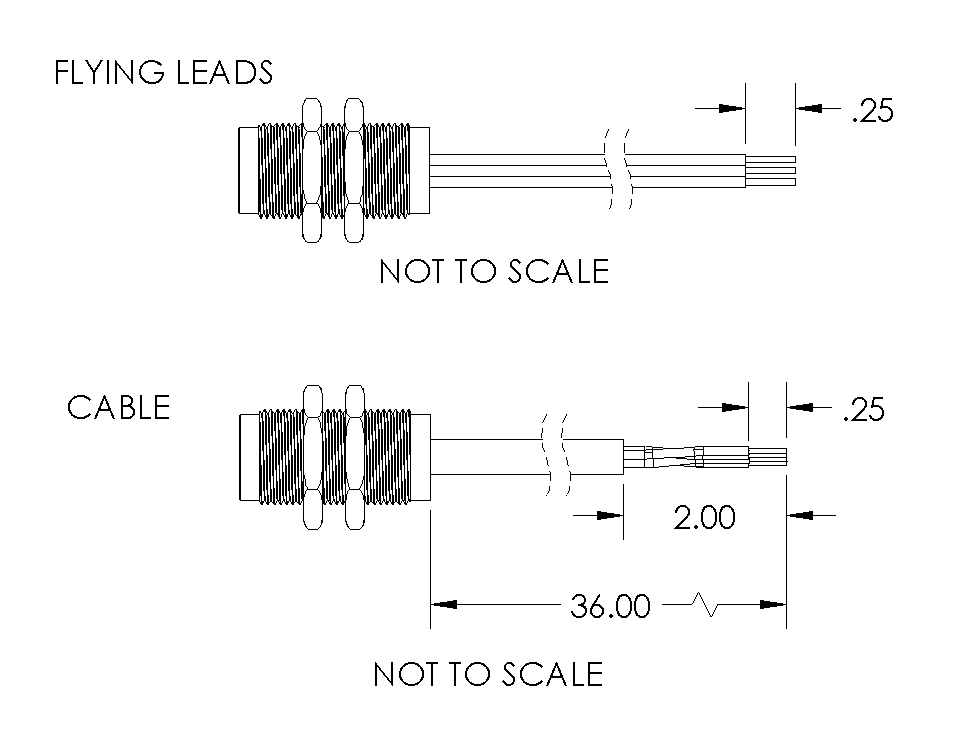 P1 Speed Sensor Wiring Options