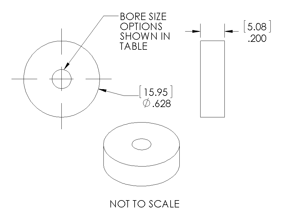 HD Encoder G10 Drawing