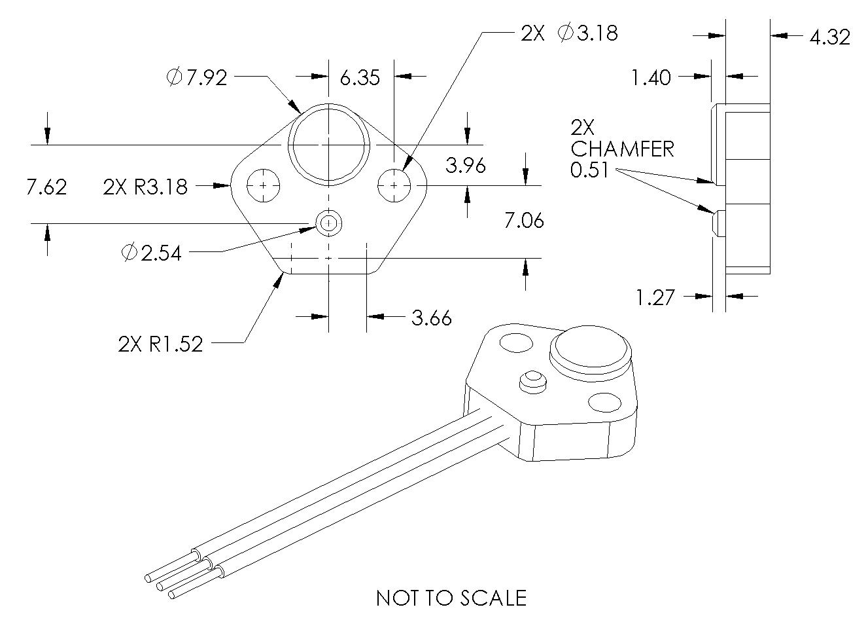 PF Solid State Proximity Sensor | Phoenix America